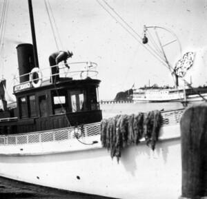 "Collecting ship ""Cayadetta"""